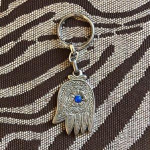 Free People Accessories - Vintage Hamsa keychain